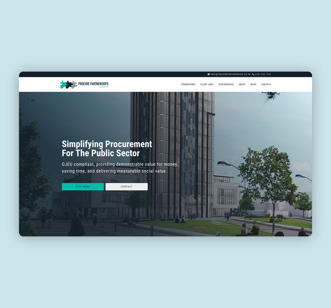 Procure Partnerships Framework